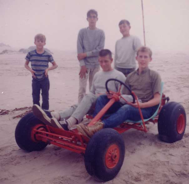 Homemade Beach Buggy