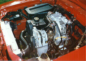 Motor on Ford Pinto Engine Weight