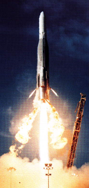 actual space rocket - photo #9