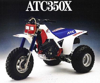Gerard 39 S Honda Atc 350x