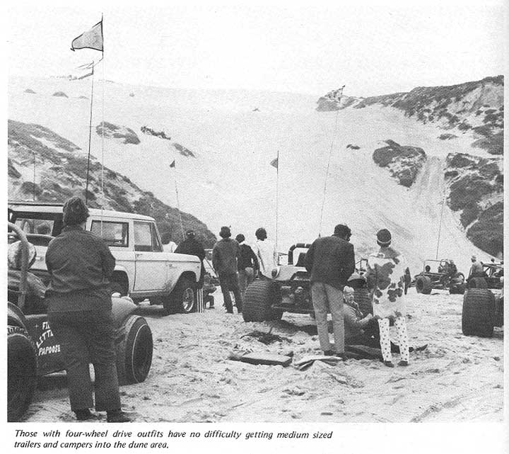 personal history of pismo dunes