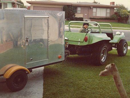 My Family's Dune Buggies Over the Years: 50's, 60's, 70's