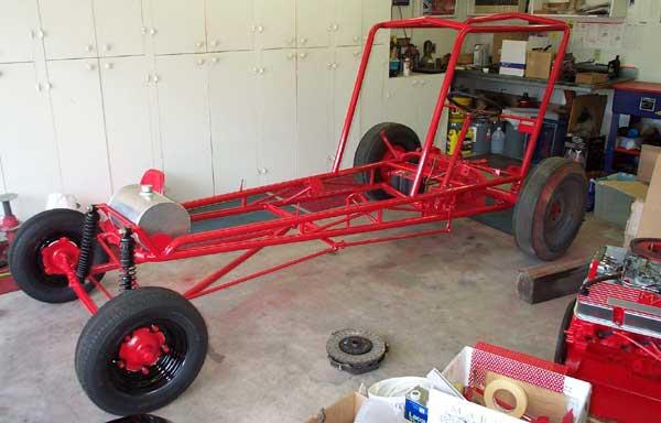 Rebuilding Our Pop 39 S Dune Buggy